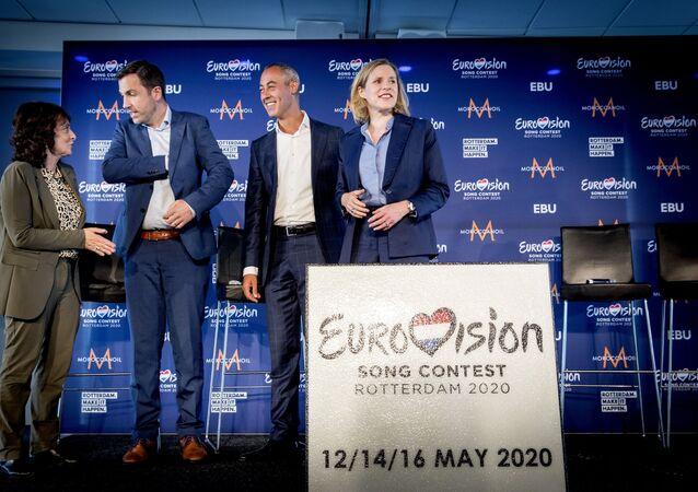 Logo de Eurovisión