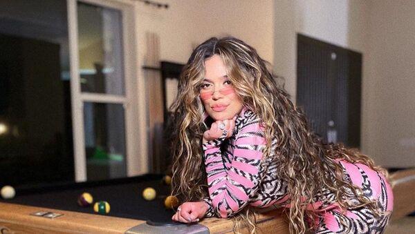 Karol G, cantante colombiana - Sputnik Mundo