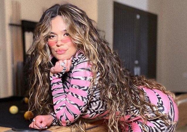 Karol G, cantante colombiana
