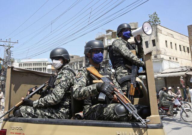 Militares pakistaníes (archivo)