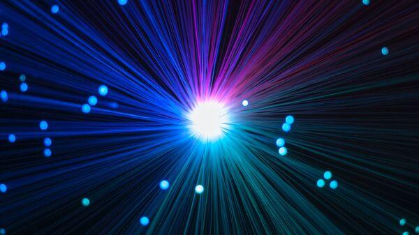 Rayos de luz, ilustración - Sputnik Mundo