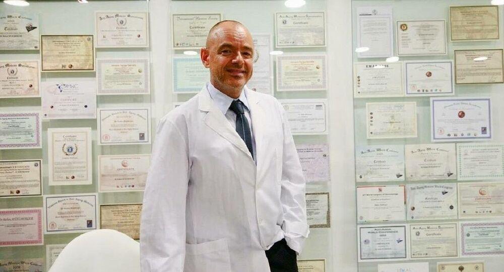Médico Rubén Mühlberger