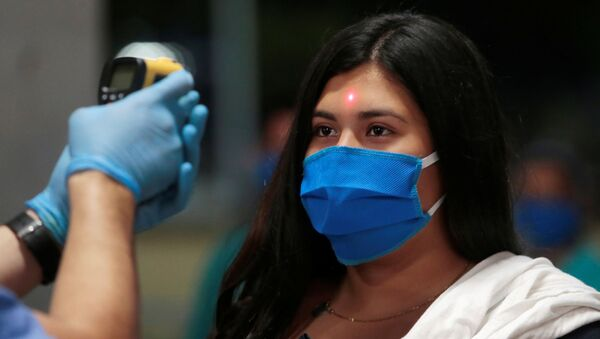 Coronavirus en Nicaragua - Sputnik Mundo