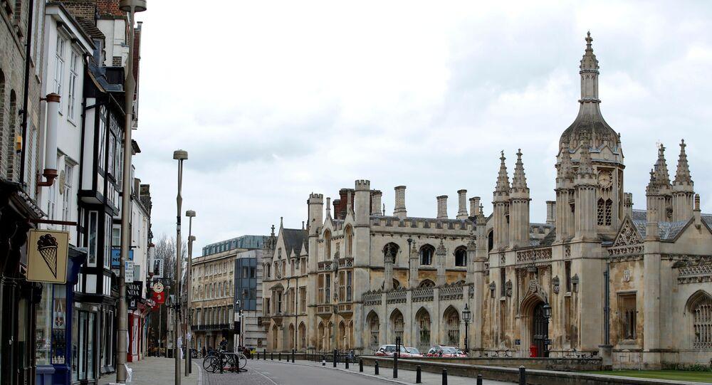 La universidad de Cambridge