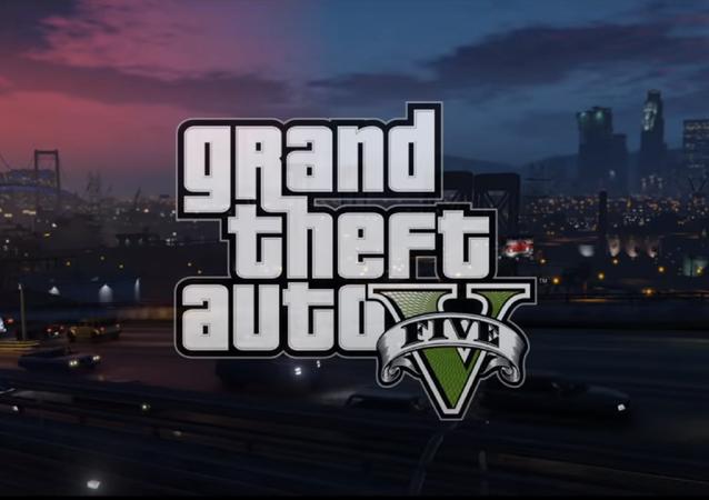 GTA V, de Rockstar Games