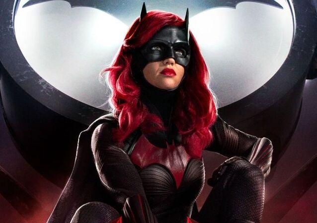 La actriz Ruby Rose en la serie 'Batwoman'