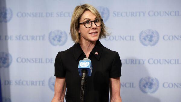 Kelly Craft, representante de EEUU ante el Consejo de Seguridad de la ONU - Sputnik Mundo