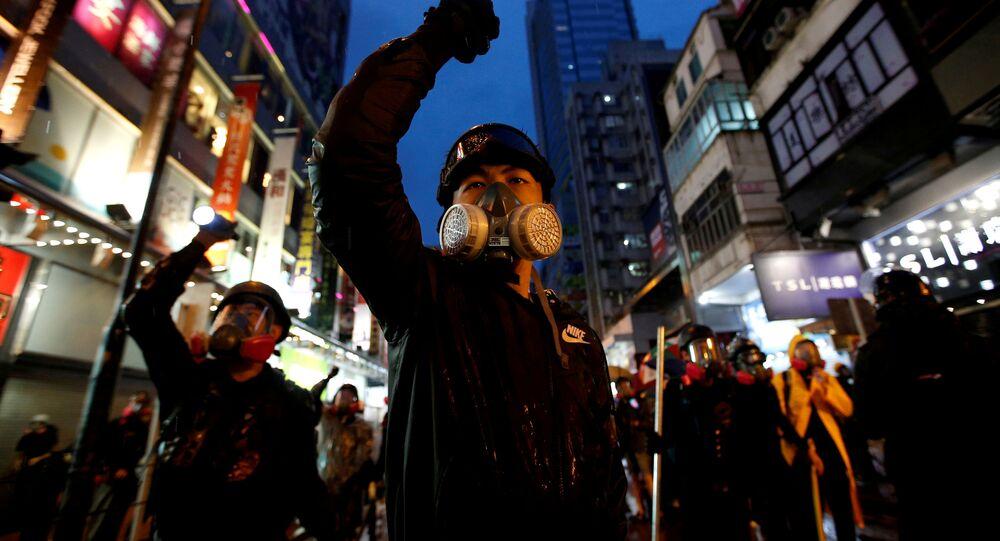 Parlamento chino debatirá ley sobre seguridad nacional para Hong Kong