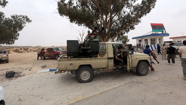 La situación en Libia - Sputnik Mundo