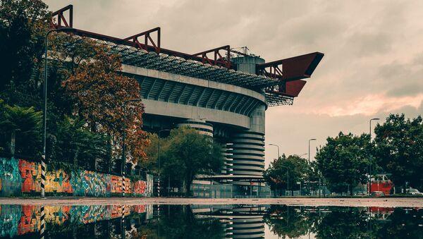 El estadio de San Siro de Milán  - Sputnik Mundo