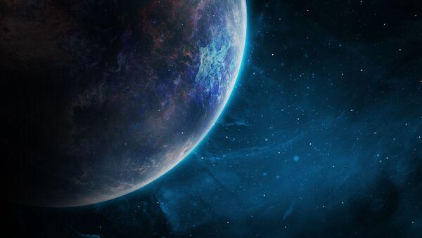 Un planeta. Imagen referencial - Sputnik Mundo