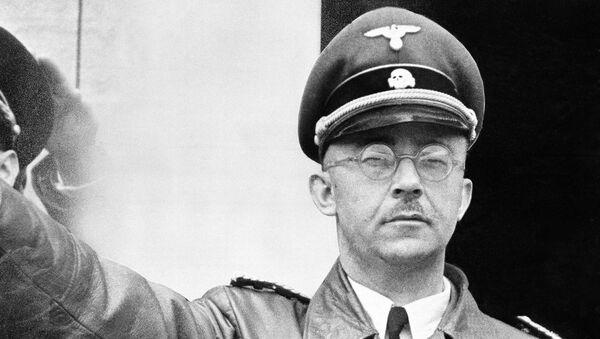 Heinrich Himmler, dirigente nazi - Sputnik Mundo