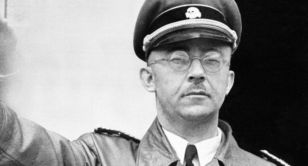 Heinrich Himmler, dirigente nazi