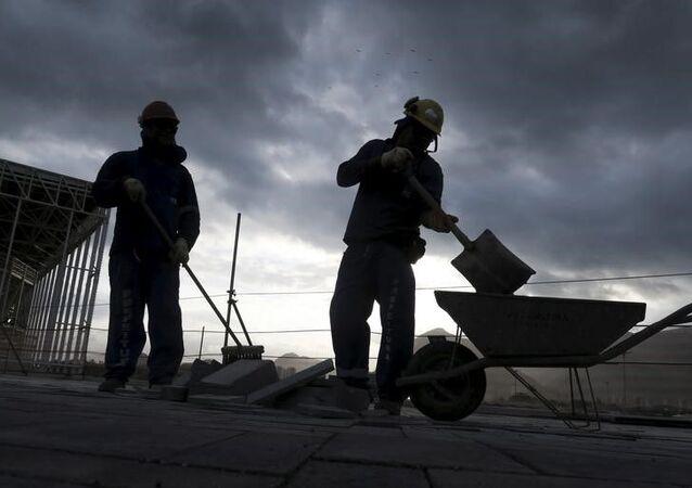 Trabajos de construcción (imagen referencial)