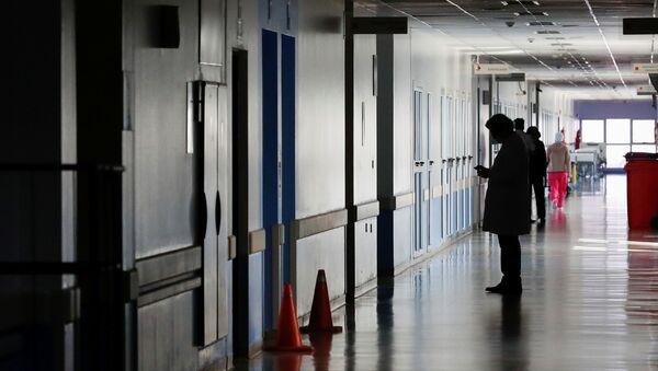 Hospital en Buenos Aires, Argentina - Sputnik Mundo
