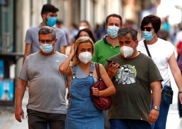 21 de mayo, primer día de uso obligatorio de mascarillas en España