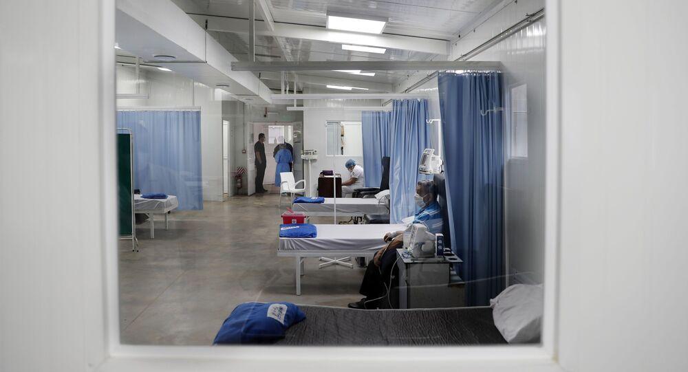 Un hospital para los pacientes con enfermedades respiratorias en Asunción, Paraguay