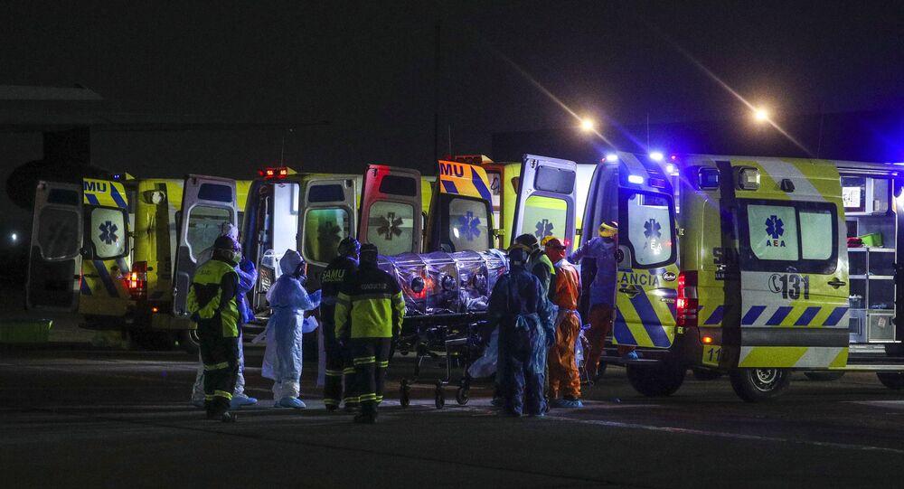 Ambulancias en Chile
