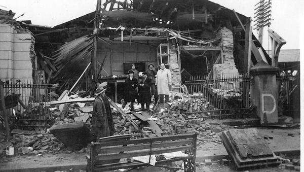 Terremoto de Valdivia, al sur de Chile, en 1960 - Sputnik Mundo