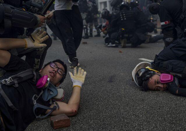 Imagen de la fotógrafa española Susana Vera, ganadora del premio Pulitzer