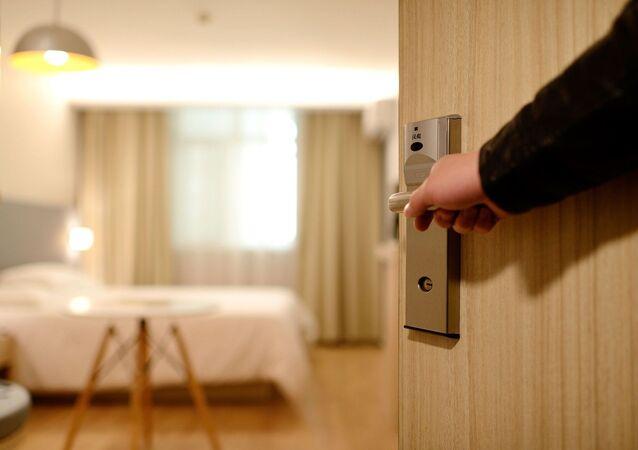 La habitación de un hotel (imagen referencial)