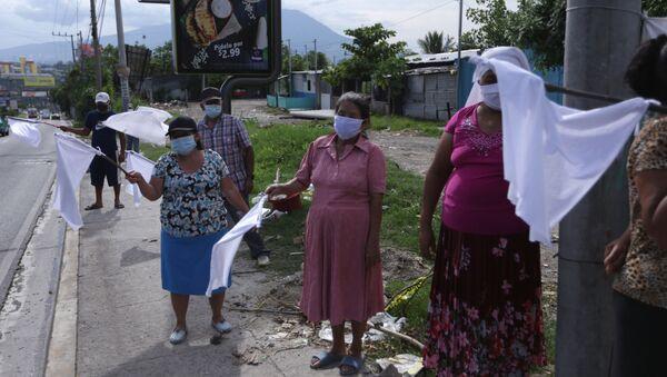 Mujeres en Soyapango, El Salvador - Sputnik Mundo