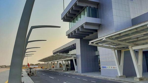 Aeropuerto Internacional Ernesto Cortissoz en Barranquilla, Colombia - Sputnik Mundo