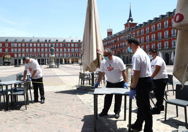 Situación en Madrid
