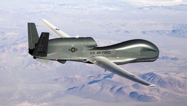 Northrop Grumman RQ-4 Global Hawk - Sputnik Mundo