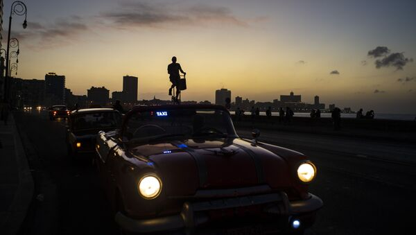 La Habana, Cuba - Sputnik Mundo