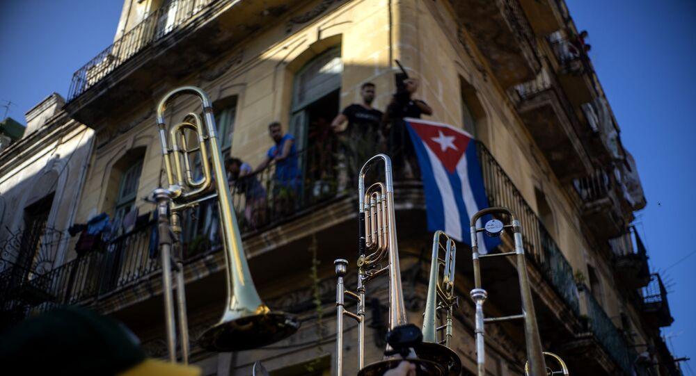 Festival de música en la Habana, Cuba (archivo)