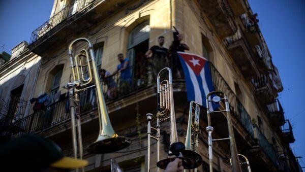 Festival de música en la Habana, Cuba (archivo) - Sputnik Mundo