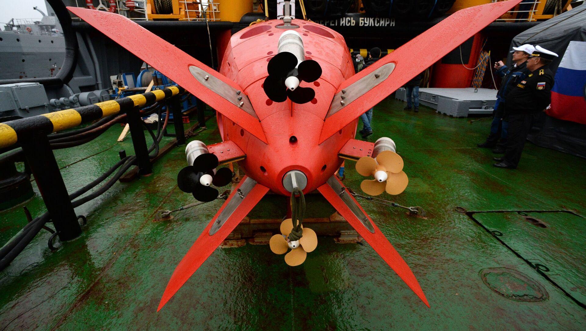 Cómo un vehículo submarino ruso llega al punto más profundo de la fosa de las Marianas   - Sputnik Mundo, 1920, 25.05.2020