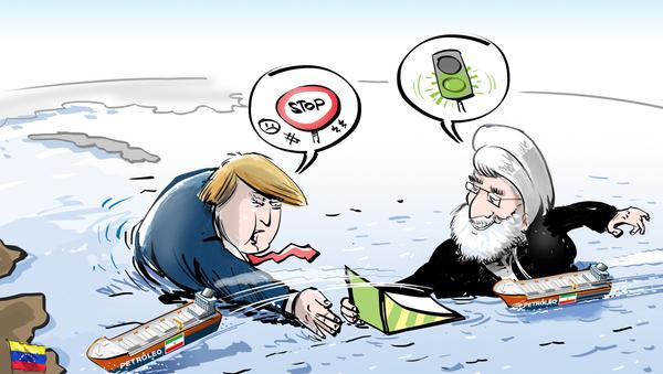 Irán no le hace caso a Trump - Sputnik Mundo