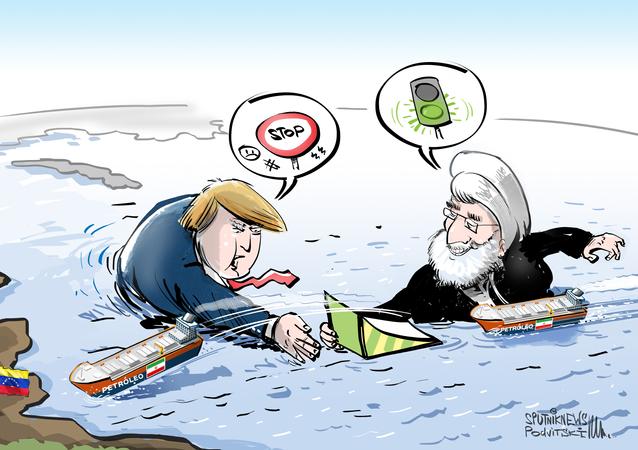 Irán no le hace caso a Trump