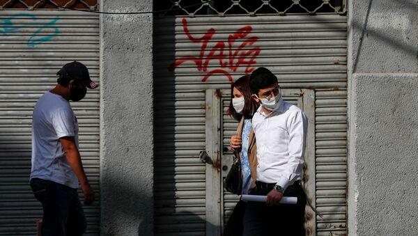 Coronavirus en Buenos Aires - Sputnik Mundo