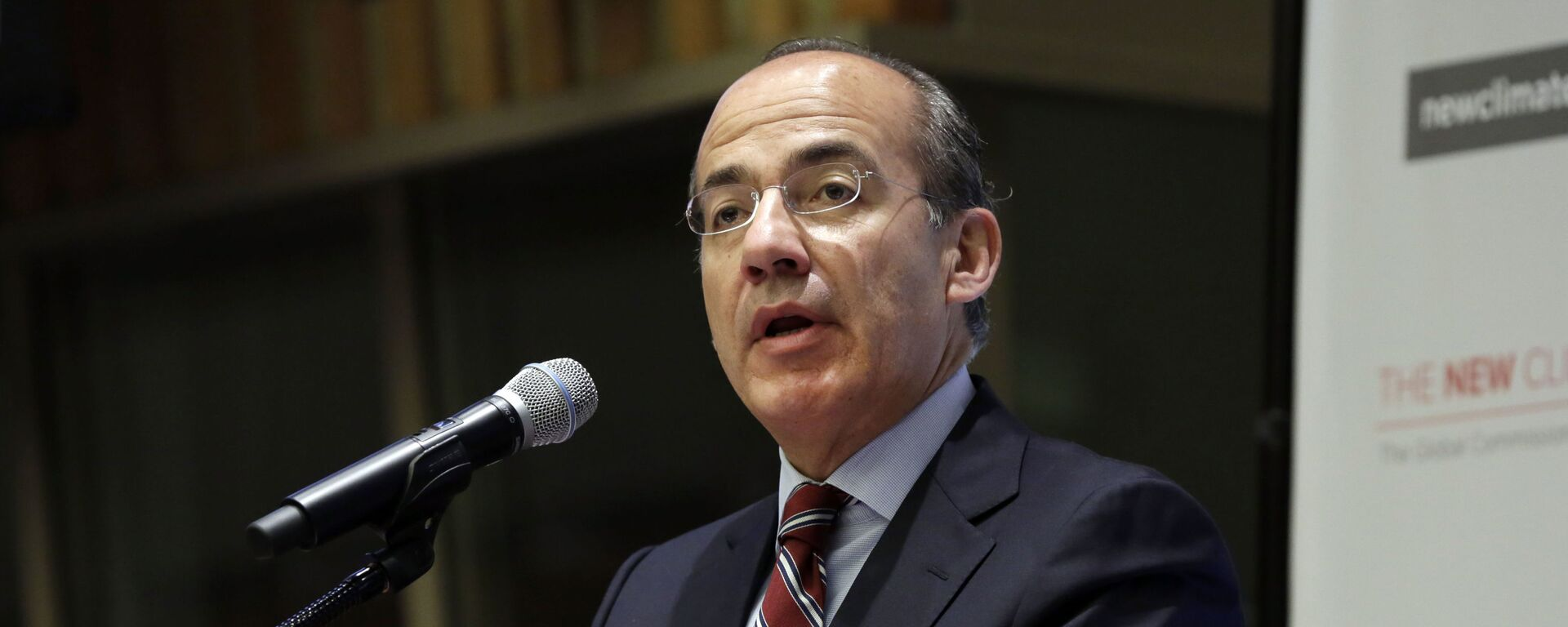 El expresidente de México Felipe Calderón - Sputnik Mundo, 1920, 13.09.2021
