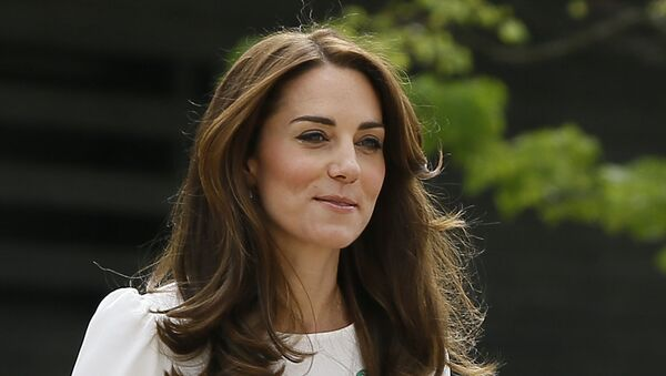 Kate Middleton, duquesa de Cambridge - Sputnik Mundo
