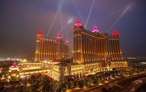 Casino Galaxy Macau en Macao - Sputnik Mundo