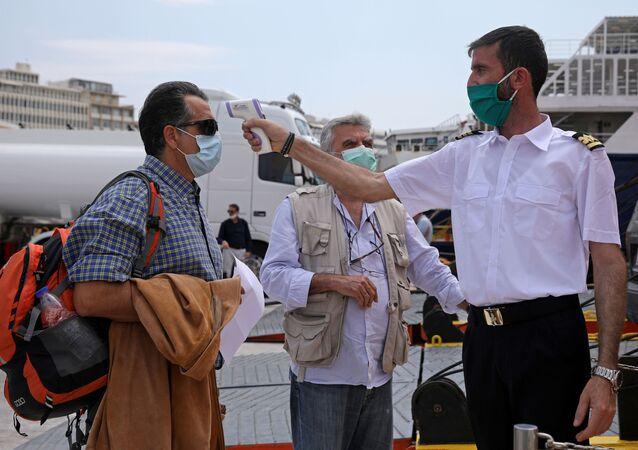 Coronavirus en Grecia