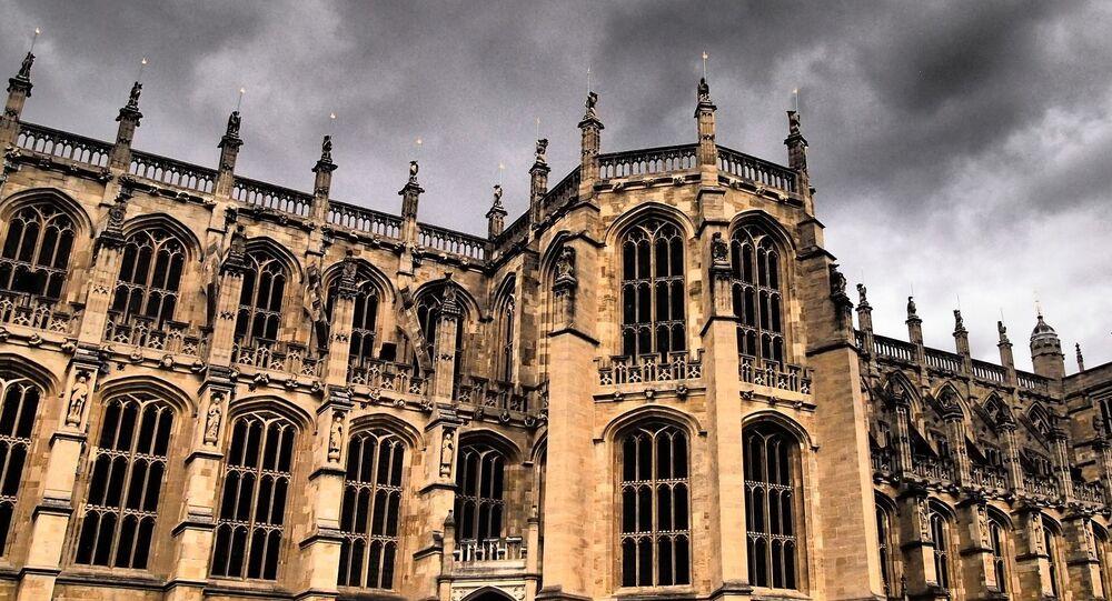 La Capilla de San Jorge del Castillo de Windsor