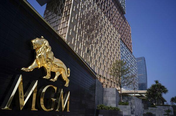 MGM Cotai Resort in Macau - Sputnik Mundo