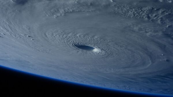 Huracán (imagen referencial) - Sputnik Mundo