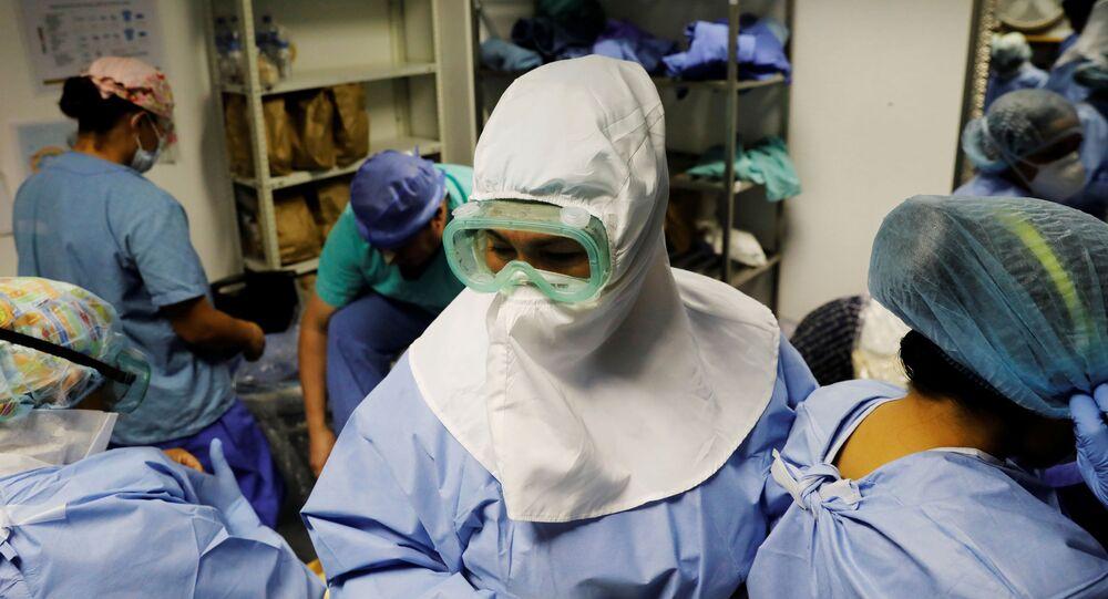 Médicos en México