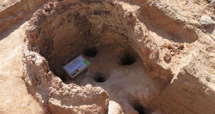 Hallazgos arqueológicos en Quillay, Catamarca, Argentina