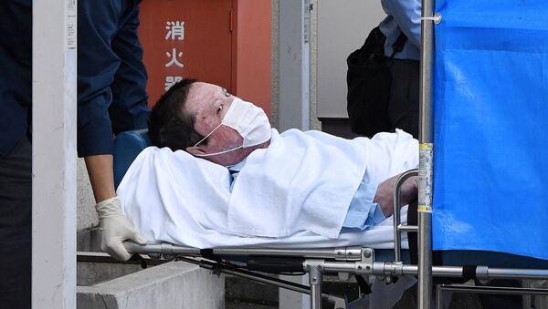 Aoba Shinji, autor del ataque a Kyoto Animation - Sputnik Mundo