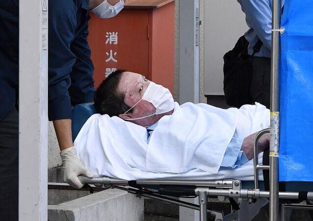 Aoba Shinji, autor del ataque a Kyoto Animation