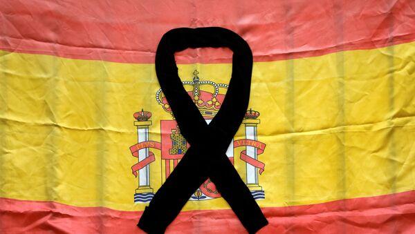 España está de luto - Sputnik Mundo