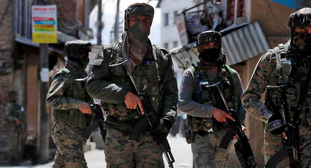 Tensión entre India y China: tres militares muertos en la frontera