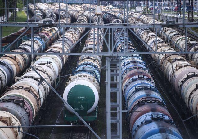 Cisternas para transportación de petróleo